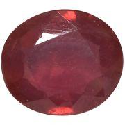 Ruby (Manik) Gemstones Cts. 5.52 Ratti 6.07