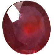 Ruby (Manik) Gemstones Cts. 4.66 Ratti 5.12