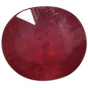 Ruby (Manik) Gemstones Cts. 6.14 Ratti 6.75