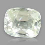Natural White Sapphire (Safed Pukhraj) Srilanka Cts 3.31 Ratti 3.64