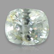 Natural White Sapphire (Safed Pukhraj) Srilanka Cts 1.94 Ratti 2.13