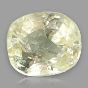 Natural Yellow Sapphire (Pukhraj) Srilanka Cts 2.93 Ratti 3.22