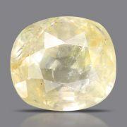 Natural Yellow Sapphire( Pukhraj) Srilanka Cts 4.7 Ratti 5.17