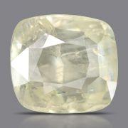 Natural Yellow Sapphire( Pukhraj) Srilanka Cts 6.01 Ratti 6.61