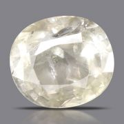 Natural Yellow Sapphire( Pukhraj) Srilanka Cts 7.26 Ratti 7.99