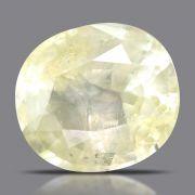 Natural Yellow Sapphire( Pukhraj) Srilanka Cts 6.06 Ratti 6.67