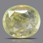 Natural Yellow Sapphire( Pukhraj) Srilanka Cts 4.86 Ratti 5.35