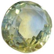 Natural Sapphire (Bi-Colour) Pitambari Sapphire Srilanka Ceylonese Cts. 3.92 Ratti 4.31