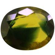 Natural Sapphire (Bi-Colour) Pitambari Sapphire Srilanka Ceylonese Cts. 4.09 Ratti 4.5