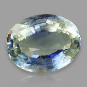 Natural Sapphire (Bi-Colour) Pitambari Sapphire Srilanka Ceylonese Cts 4.32 Ratti 4.75