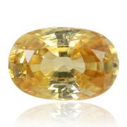 Natural Yellow Zircon AGR Lab Certified  Cts 5.38 Ratti 5.92
