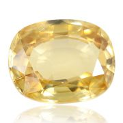 Natural Yellow Zircon AGR Lab Certified  Cts 6.75 Ratti 7.43