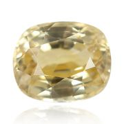 Natural Yellow Zircon AGR Lab Certified  Cts 4.81 Ratti 5.29