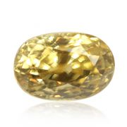 Natural Yellow Zircon AGR Lab Certified  Cts 4.04 Ratti 4.44