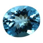 Natural Swiss Blue Topaz Cts. 4.88 Ratti 5.37