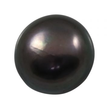 Black Fresh Water Pearl (Moti) Cts 7.95 Ratti 8.75