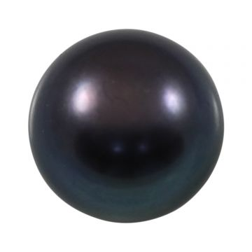 Black Fresh Water Pearl (Moti) Cts 7.86 Ratti 8.65