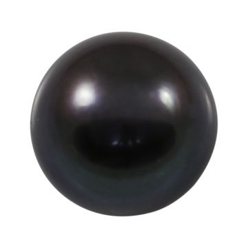 Black Fresh Water Pearl (Moti) Cts 7.13 Ratti 7.84