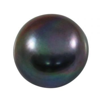 Black Fresh Water Pearl (Moti) Cts 6.62 Ratti 7.28