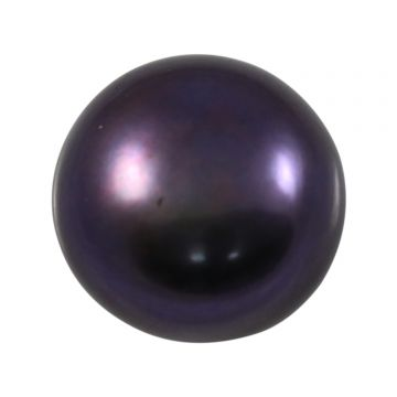 Black Fresh Water Pearl (Moti) Cts 8.34 Ratti 9.17