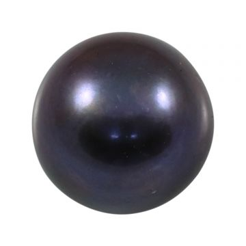 Black Fresh Water Pearl (Moti) Cts 7.46 Ratti 8.21