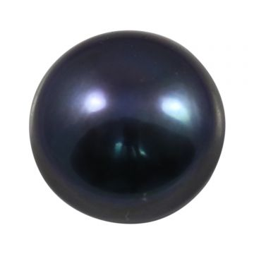 Black Fresh Water Pearl (Moti) Cts 7.75 Ratti 8.53
