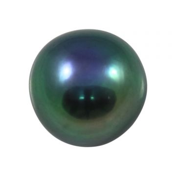 Black Fresh Water Pearl (Moti) Cts 7.18 Ratti 7.9