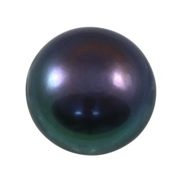 Black Fresh Water Pearl (Moti) Cts 6.41 Ratti 7.05