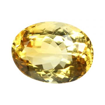 Natural Citrin (Sunhela) Gemstone Cts 4.8 Ratti 5.28