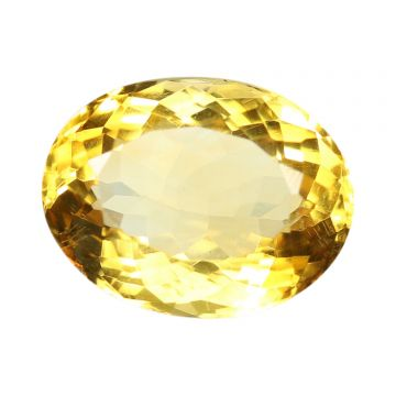 Natural Citrin (Sunhela) Gemstone Cts 4.29 Ratti 4.72