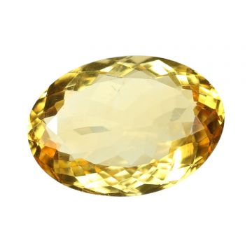 Natural Citrin (Sunhela) Gemstone Cts 4.65 Ratti 5.12