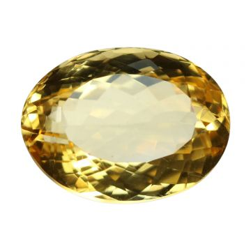 Natural Citrin (Sunhela) Gemstone Cts 7.3 Ratti 8.03