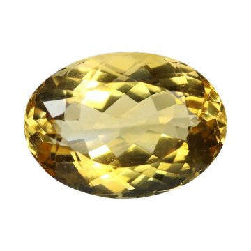 Natural Citrin (Sunhela) Gemstone Cts 5.52 Ratti 6.07