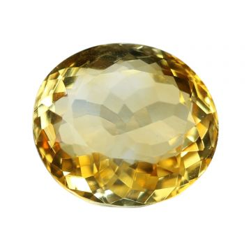 Natural Citrin (Sunhela) Gemstone Cts 6.1 Ratti 6.71
