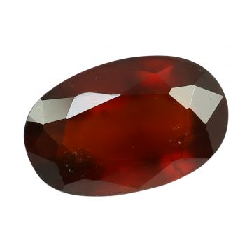 Natural Hessonite (Gomed) Cts 6.59 Ratti 7.25