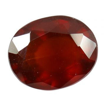 Natural Hessonite (Gomed) Cts 5.83 Ratti 6.41