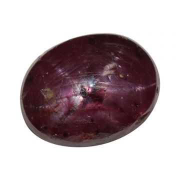 Natural Star Ruby (Suryakant Mani) Cts 7.98 Ratti 8.78