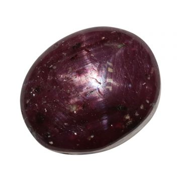 Natural Star Ruby (Suryakant Mani) Cts 7.66 Ratti 8.43