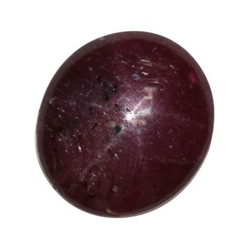 Natural Star Ruby (Suryakant Mani) Cts 8.69 Ratti 9.56