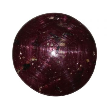Natural Star Ruby (Suryakant Mani) Cts 9.11 Ratti 10.02