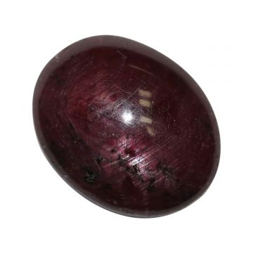 Natural Star Ruby (Suryakant Mani) Cts 12.19 Ratti 13.41