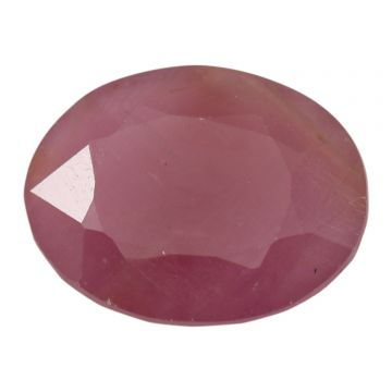 Natural Ruby (Manak) Non Heated Non Treated Cts 5.66 Ratti 6.22
