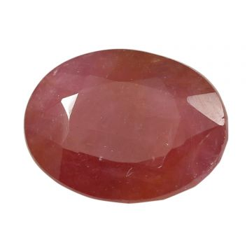 Natural Ruby (Manak) Non Heated Non Treated Cts 5.29 Ratti 5.81