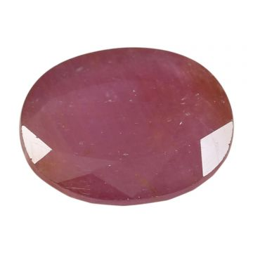Natural Ruby (Manak) Non Heated Non Treated Cts 5.81 Ratti 6.39