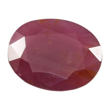 Natural Ruby (Manak) Non Heated Non Treated Cts 8.82 Ratti 9.70