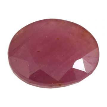 Natural Ruby (Manak) Non Heated Non Treated Cts 6.67 Ratti 7.33
