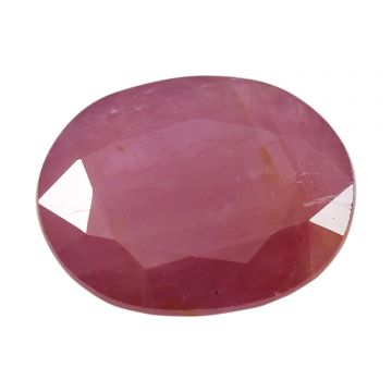 Natural Ruby (Manak) Non Heated Non Treated Cts 5.82 Ratti 6.40