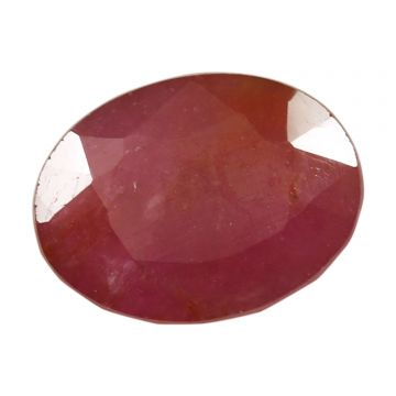 Natural Ruby (Manak) Non Heated Non Treated Cts 5.55 Ratti 6.10