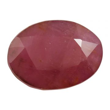 Natural Ruby (Manak) Non Heated Non Treated Cts 5.74 Ratti 6.31