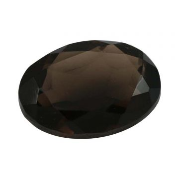 Natural Smoky Quartz (Topaz) Gemstone Cts. 5.66 Ratti 6.23
